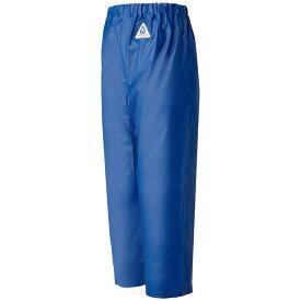 ロゴス レインアタッカー ズボン ブルー 12560 (水用作業着) 3L