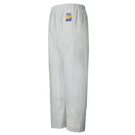 ロゴス マリンエクセル 並ズボン膝当て付 ホワイト 12050 (水用作業着) 3L