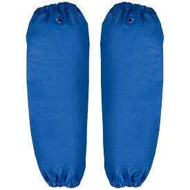 ロゴス マリンエクセル 防水腕カバー ブルー 12089 (水用作業着) フリーサイズ
