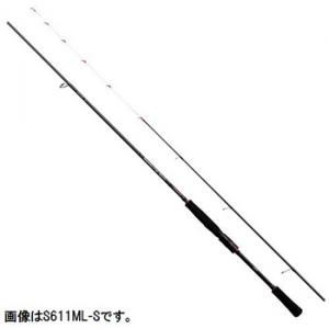 【最大1500円OFFクーポン!】 シマノ セフィアCI4+ ボート S610L-S (ティップランエギング専用モデル) (大型商品)