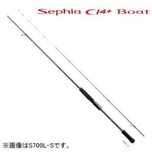 シマノ セフィアCI4+ ボート S608ML-S (メタルスッテゲーム専用モデル) (大型商品)