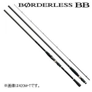 シマノ ボーダレスBB 460MH-T