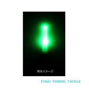 防水 電池交換可能 高輝度LED 緑色発光のLED STICK スティックライト 1本(電池別売り)R25ps7580G ナイターウキ・集魚ライト・竿先ライト 等として魚釣りに大活躍