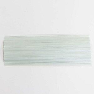 ネコポス送料無料 ストレート グラストップ 径約0.6mm 全長約30cm 10本 ヘラブナ釣 へら浮き ウキ 自作用素材 R23gstop06mm300 ソリッドトップ ムクトップ ガラス繊維