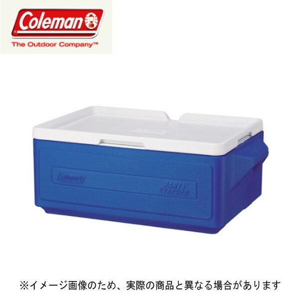 【コールマン】◆ パーティースタッカー 25QT ブルー 【在庫処分大特価!】(3000001326)
