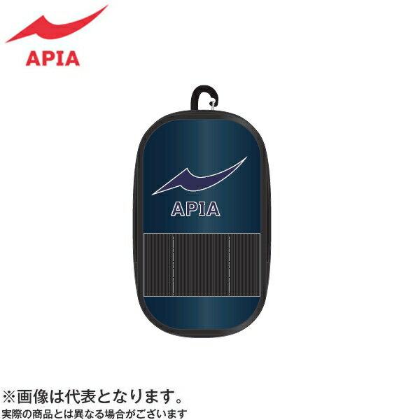 【アピア】2017 APIAポーチ M ネイビー