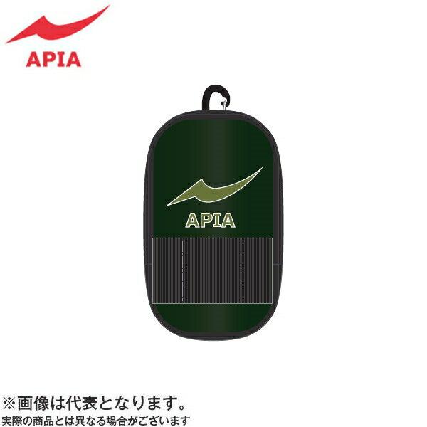 【アピア】2017 APIAポーチ M モスグリーン
