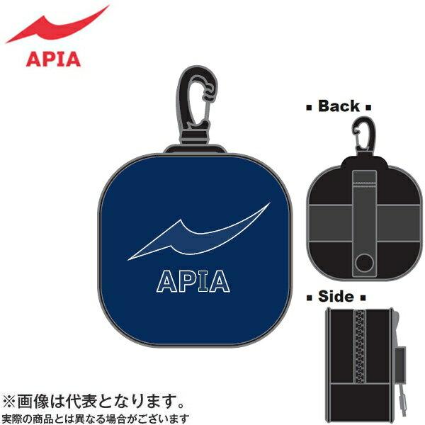【アピア】2017 APIAポーチ S ネイビー