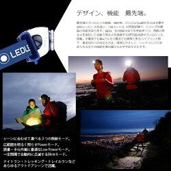 【レッドレンザー】レッドレンザーSEO7Rヘッドランプブラック
