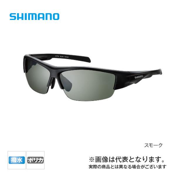 【シマノ】撥水ハーフフィッシンググラス PC[HG-066N]マットブラック BR偏光サングラス 釣り SHIMANO シマノ 釣り フィッシング 釣具 釣り用品