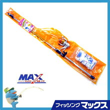 【フィッシングマックスオリジナル】オリジナル波止サビキ釣りセット2.7m
