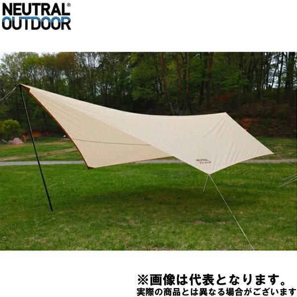 【ニュートラルアウトドア】NT-TA02 GEタープ6m(35352)