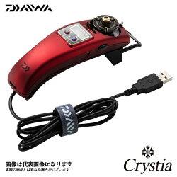【ダイワ】クリスティアワカサギCR-PT2αマットレッド※9月発売予定ご予約受付中