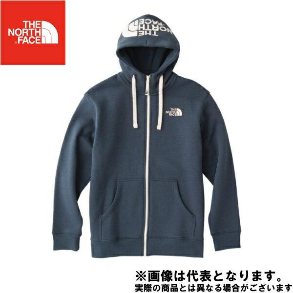 ◆ リアビューフルジップ フーディー(メンズ) XL CB コズミックブルー2 ノースフェイス アウトドア 防寒着 2017秋冬モデル 防寒ウェア