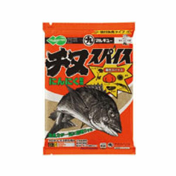 【マルキュー】チヌスパイス撒き餌 釣りエサ