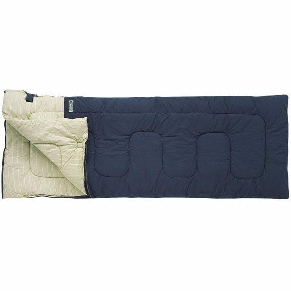 【小川キャンパル】フィールドドリームST−3 プルシアンブルー(1037-50)寝袋 シュラフ 封筒型シュラフ 小川キャンパル シュラフ