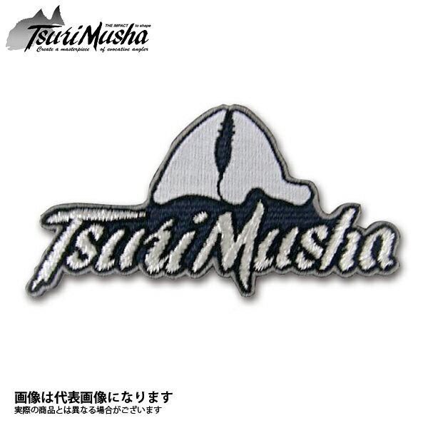 【釣武者】Tsuri Musha クチジロワッペン