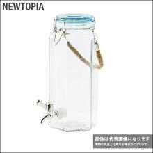 【ニュートピア】スリムドリンクサーバー1.5L(NTP2548)
