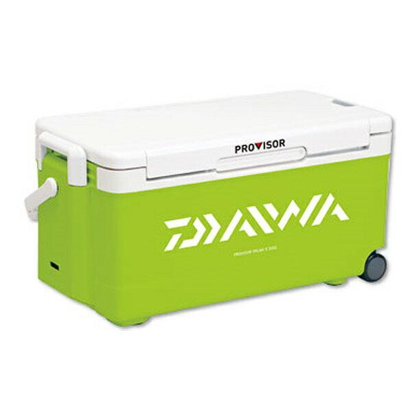【ダイワ】プロバイザートランク S 3500 ライムグリーンクーラーボックス ダイワ