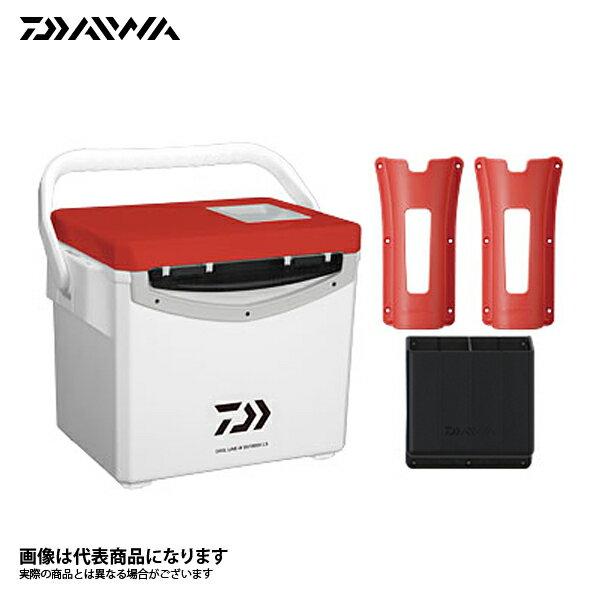 【ダイワ】クールライン アルファ GU LS 1000X レッドクーラーボックス ダイワ 小型