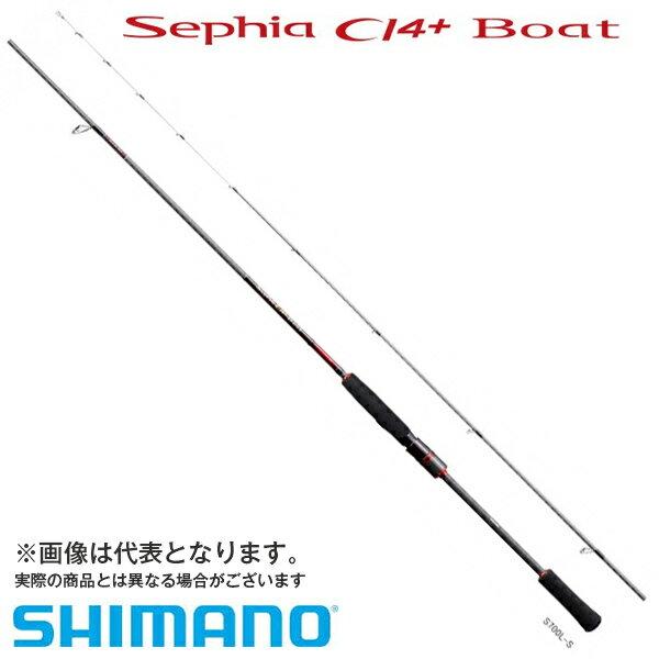 【シマノ】セフィア CI4+ Boat [ メタルスッテゲーム専用モデル ] S700L-S