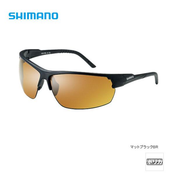 【シマノ】フィッシンググラス PC [ HG-078L ] マットブラックBR偏光サングラス 釣り SHIMANO シマノ 釣り フィッシング 釣具 釣り用品