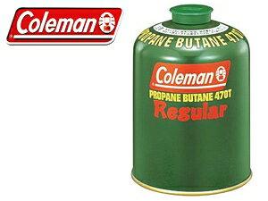 【コールマン】純正LPガス燃料 Tタイプ 470g(5103A470T)コールマン Coleman キャンプ用品 アウトドア用品