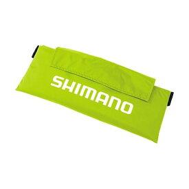 【シマノ】防水シートカバー CO−011I ライムイエロー 釣り フィッシング