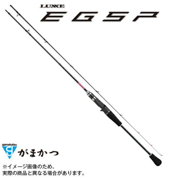 【がまかつ】ラグゼ EGSP B60M−solid.F 6.0F