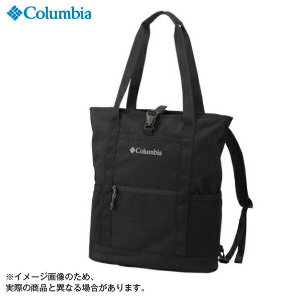 ◆ディーカム2 ウェイトート O/S 010 Black コロンビア アウトドア バッグ 2017秋冬モデル リュックサック