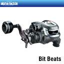 【アルファタックル】ビットビーツ [ BIT BEATS ] 300 ガンメタリック (ライン無し)
