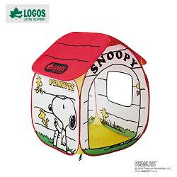 【ロゴス】SNOOPYHOUSETENT(86001055)