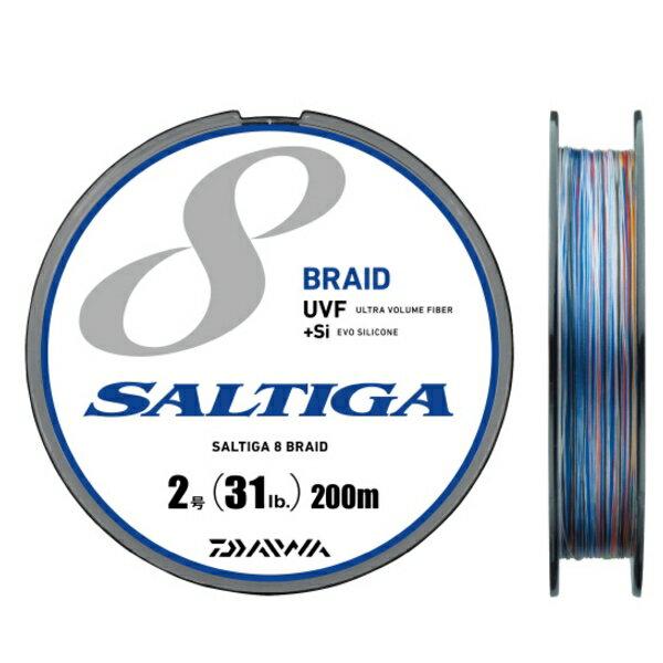 【ダイワ】UVF ソルティガ 8ブレイド+Si 200m 3号ダイワ PEライン DAIWA ダイワ 釣り フィッシング 釣具 釣り用品