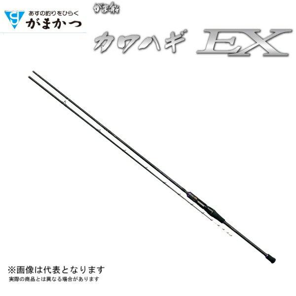 【がまかつ】がま船 カワハギEX 硬調 1.71M