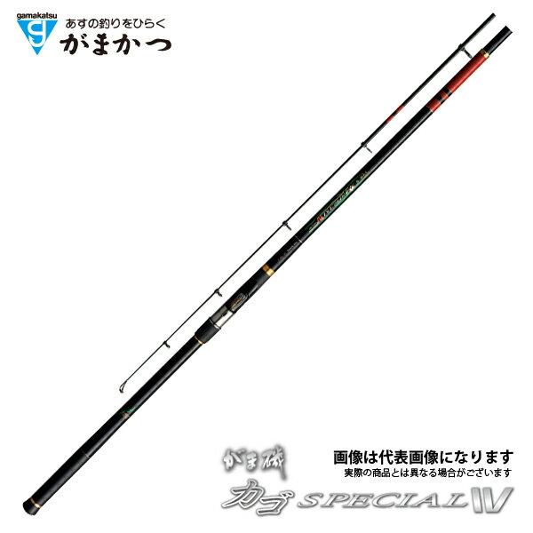 【がまかつ】がま磯 カゴスペシャル4 BAIT 3.5号 5.8M