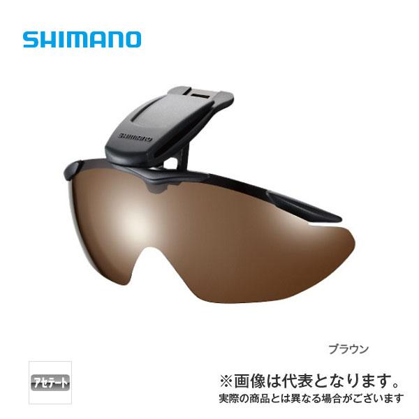 【シマノ】キャップクリップオングラス [ HG-002N ] マットブラック S偏光サングラス 釣り SHIMANO シマノ 釣り フィッシング 釣具 釣り用品