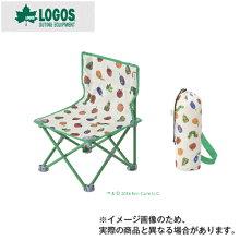 【ロゴス】はらぺこあおむしタイニーチェア(86009004)