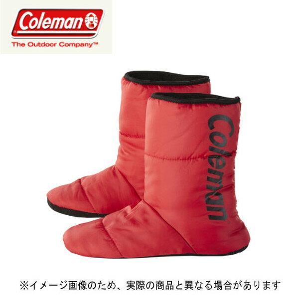 【コールマン】アウトドアスリッパ(レッド)/L(2000031089)