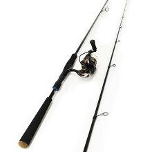 【アズーロ】ネイキッド3WIND86W[大型便]太刀魚タチウオワインドロッドリールセットPEライン付きこれから始める方へ