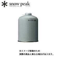 【スノーピーク】ギガパワーガス500イソ(GP-500SR)