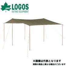 neosLCドームFitレクタタープ5036-AI71805054ロゴスタープヘキサタープキャンプ