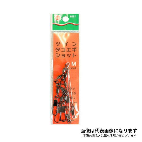ツインタコエギ ショット M セ75-36 セイコー