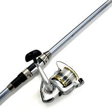 【アズーロ】ブルーマーレ即行波止遠投セット3-400太刀魚タチウオ遠投ウキ釣りエサ釣り竿