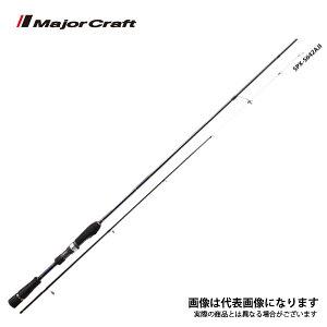 Major Craft 18 Solpara Light Game AJING SOLID TIP Model SPX-S682AJI Spinning Rod