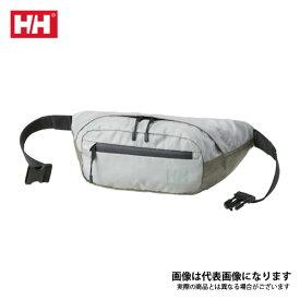 【在庫処分特価】 グロングビッグヒップバッグ モスグレー HOY91805 ヘリーハンセン