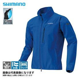ストレッチ3レイヤージャケット Dネイビー XL JA-041Q シマノ 釣り 防寒着 ジャケット 防寒 【処分特価】