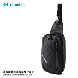【在庫処分特価】 プライスストリーム2WAYバッグ 010 Black PU8236 コロンビア 斜め掛け バッグ ショルダーバッグ アウトドア