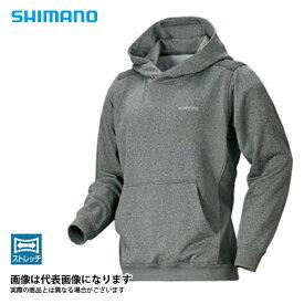ライトスウェットパーカー タングステン M JA-075R シマノ 釣り 防寒着 ジャケット 防寒 【処分特価】