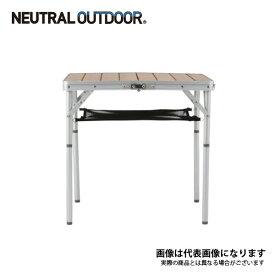 NT-BT04 バンブーテーブルM2 31453 ニュートラルアウトドア テーブル アウトドア キャンプ 用品 道具