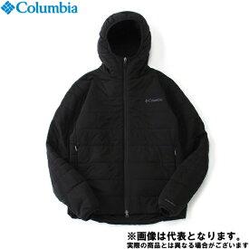 【在庫処分特価】 サンタフェパークフーディー L 010 Black PM3219 コロンビア アウトドア 防寒着 ジャケット 防寒